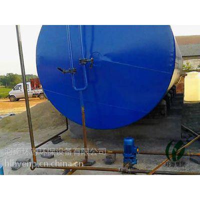 许昌地埋式生活废水处理设备