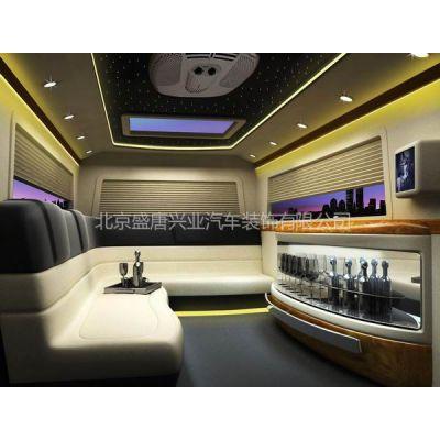 供应奔驰斯宾特524改装商务房车,奔驰斯宾特改装商务座椅,内饰改装,座椅包真皮,顶棚包真皮