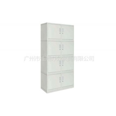 供应广州办公家具|钢制文件柜四门储存柜(图) 衣柜文件柜厂家供应