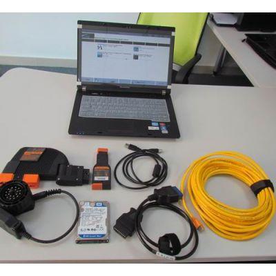 供应宝马 新款 诊断 检测仪 全套 仪器 软件硬盘 E6420 BMW ICOM