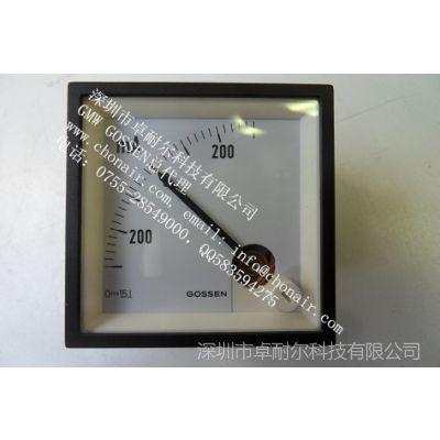 供应德国GMWFZ 016双频表GMW电压表数字显示器电能表统计仪变送器