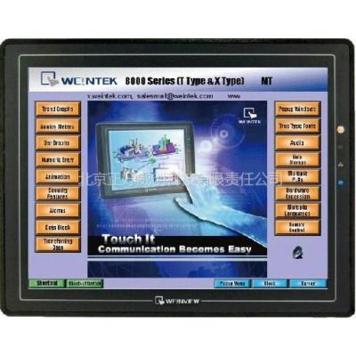 供应威纶通10寸触摸屏MT6100iV5 北京一级代理1366178315