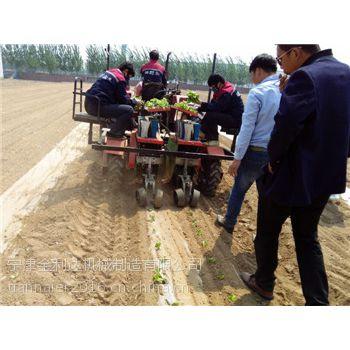 移栽机|卷心菜移栽机|适应性广效率高种植深度只能调节方便灵活|田耐尔