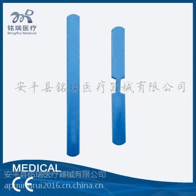厂家批发 简易款铝合金指骨板 手指骨骨折脱位扭伤术后康复护具 铭瑞