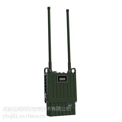 警用应急救援装备网单兵背负无线自组网通讯