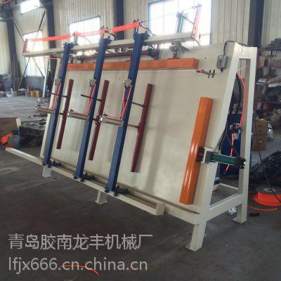 优质木工机械框架组装机(单面、双工位框架组装机)龙丰机械