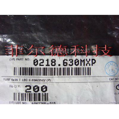 供应LITTELFUSE力特电流保险丝02183.15HXP 5X20mm玻璃管