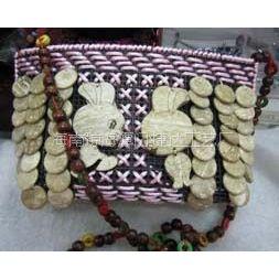 厂家供应海南特产椰壳包包 休闲包 贝壳包包 手拿包