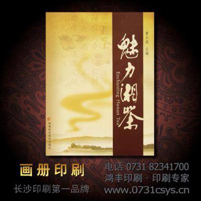 长沙市印刷厂专业设计印刷高档精装画册19年【鸿丰定制】