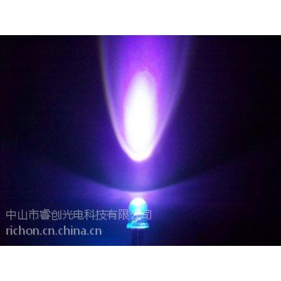 现货供应睿创光电垂直芯片370nm紫光LED,370-375