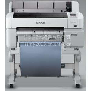 爱普生 SC-T3280 大幅面 绘图仪 数码印花方案设备 高速双5色