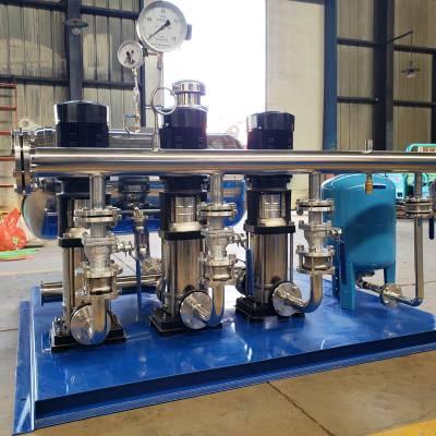 卓智生产 小区专供变频无负压供水设备 全自动变频无负压供水设备 厂家
