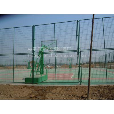 勾花网批发,球场围栏,足球场围网厂家促销,涂塑13784187308李