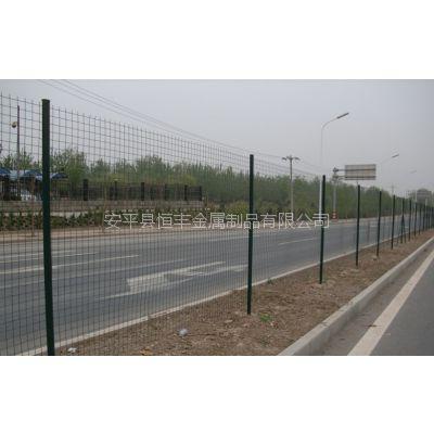 浙江杭州公路隔离防护波浪形护栏网