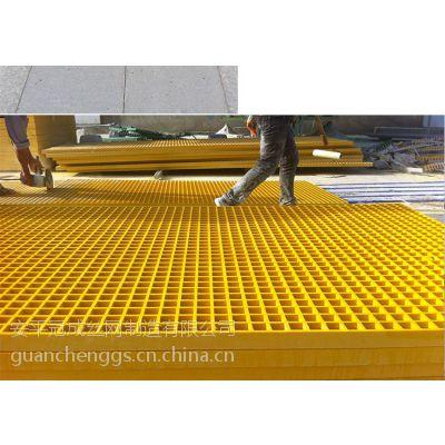 38*38*25优质玻璃钢格栅@污水处理排水沟盖板厂家直销