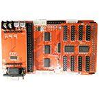串口无灰度双色LED屏控制卡 EL108 蚂蚁宝