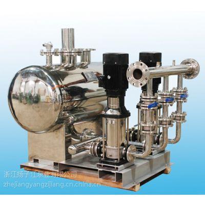 供应给排水设备:XWG型无负压给水设备-多级离心泵