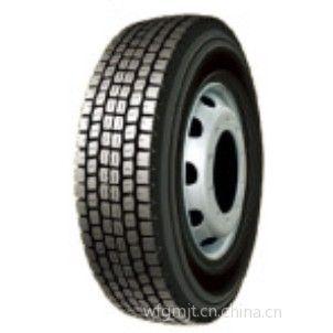 供应12R22.5钢丝胎 载重汽车轮胎