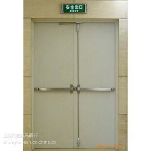 供应上海逃生门厂家 定做钢制逃生门