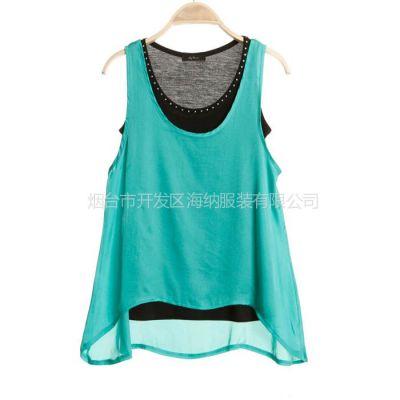 供应女式长袖T恤纯色打底衫 2013早夏季新款女装时尚t恤女 淮安日韩版女装