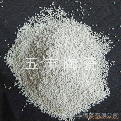 供应稀土瓷砂 电厂专用污水处理瓷砂滤料