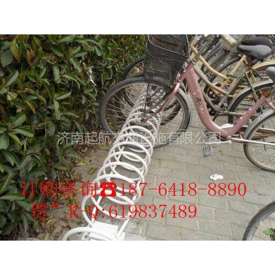 供应供应#泰安自行车架ˇ环形丨圆形丨高低杠自行车架K