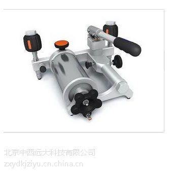 中西供便携气压泵 型号: ZX-ConST115A库号:M403734