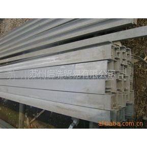 供应各种规格热镀锌槽钢