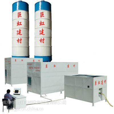专利产品-水泥发泡机 混凝土输送泵 自保温砌块首先威海巨虹