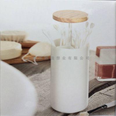 厂家直销,高档棉签盒@橡木盖棉签盒,牙签盒,多功能收纳盒︱棉签盒生产厂家