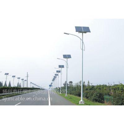 LED太阳能路灯,寿命长、体积小,江苏