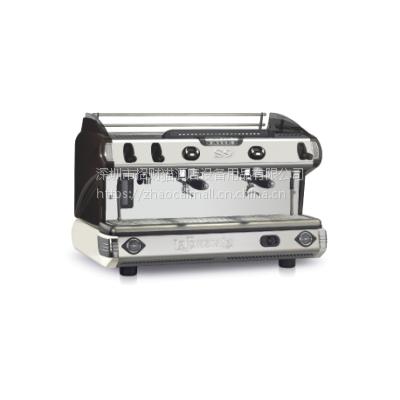 代理原装进口意大利LASPAZIALE意式香浓咖啡机 S9双头手控咖啡机