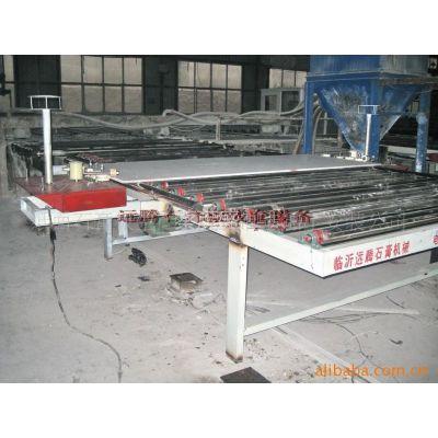 供应纸面石膏板封边机   石膏板设备配件