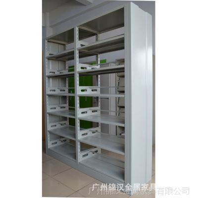 生产销售批发钢制书架 钢制图书馆图书架 质量保证