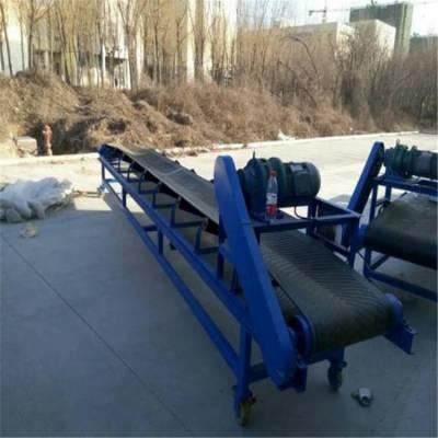 玉米大豆散装皮带运输机 维护方便胶带输送机 设备良好质保一年