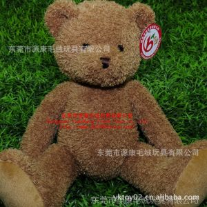 供应促销毛绒玩具泰迪熊公仔 生日礼物 儿童节热销中