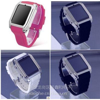 工厂直销智能蓝牙手表 智能穿戴设备 新款蓝牙手表