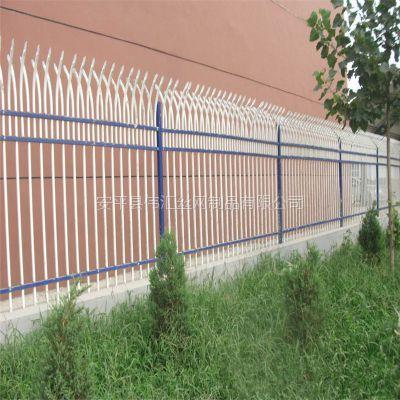 热销小区护栏 小区围墙护栏型号 质量保证