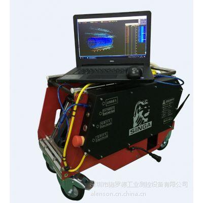 声呐检测仪 管道检测声纳 3D环扫声纳 管道声呐 管道检测 管道沉积物检测 管道变形检测