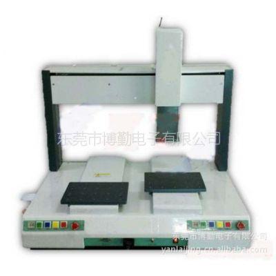 供应YS-300双工位四轴点胶机