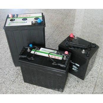 供应高档豪华高尔夫车电瓶/电动车蓄电池
