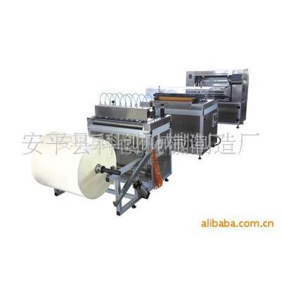 供应折叠生产线 ZD-1500(图)  滤芯机械 滤芯设备 滤清器生产设备