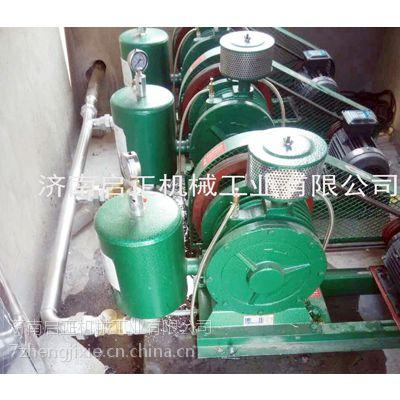 启正HCC40S回转风机,搅拌/污水曝气/气力输送专用,