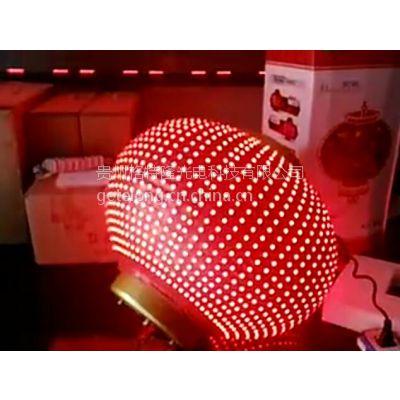 LED电子灯笼 智能WIFI发送 简单方便 美观大方 内容可随意更换 格特隆光电