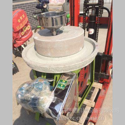 家用小石磨豆浆机 振德定制电动豆腐石磨机