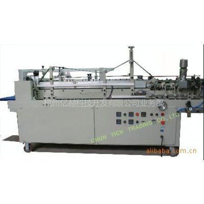 供应供应亿赫YH6300台湾优质进口三合一粘盒机热熔胶机