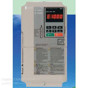 代理安川变频器CIMR-EB4A0515AAA全新原装正品现货