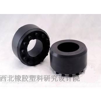 耐高温高压新型结构油田封隔器胶筒