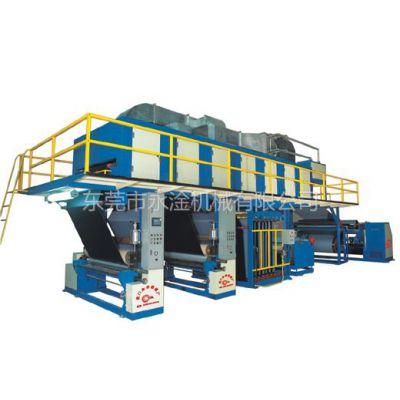 供应面料加工机械、皮革后段处理机械永淦的皮革表处机、皮革压花机精准度高