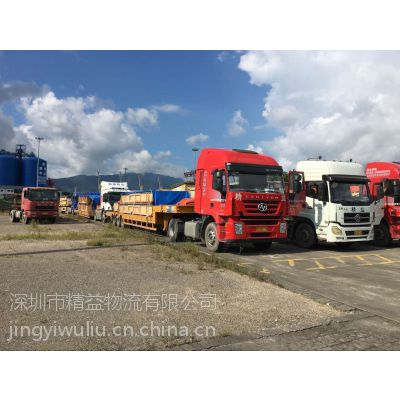 供应深圳大型精密设备运输气垫车运输精益物流